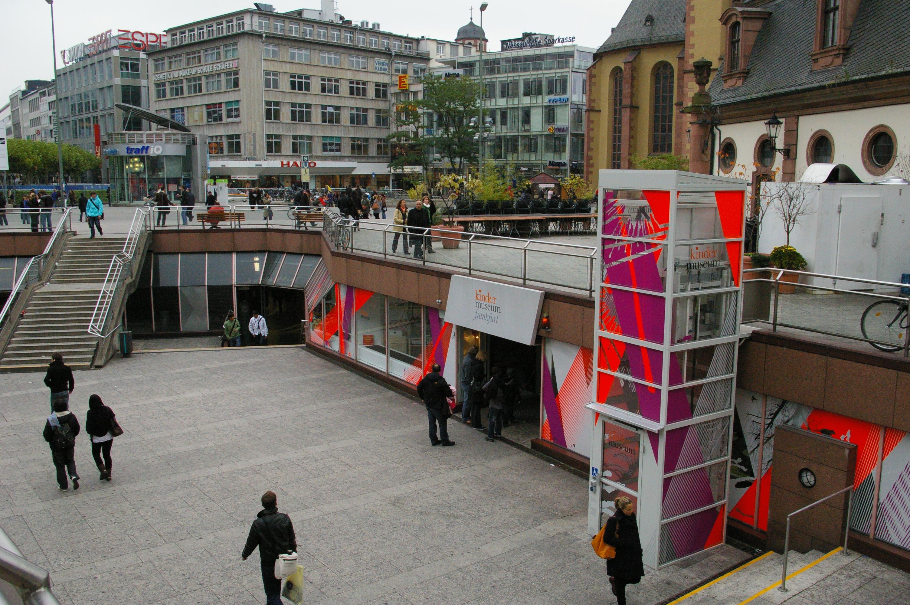 willkommen im kinder museum frankfurt. Black Bedroom Furniture Sets. Home Design Ideas